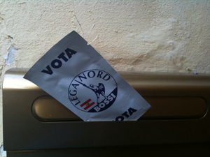 La posta elettorale
