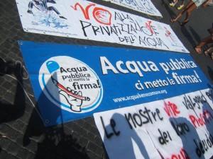 Referendum sull'acqua: il popolo italiano non ha scherzato