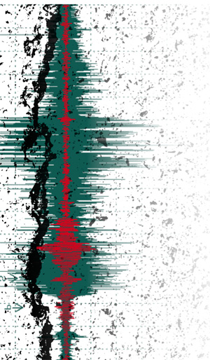 Sismografie. Ritornare a L'Aquila mille giorni dopo il sisma