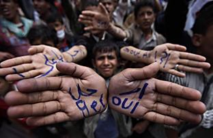 Il limbo e il furore. Tracce di retoriche, segni e slogan nelle nuove rivolte inter-mediterranee