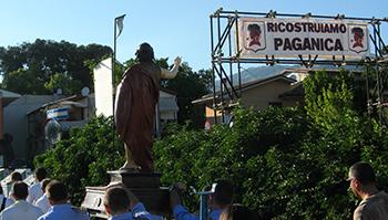 Esserci a Paganica (L'Aquila), II anno d.T.