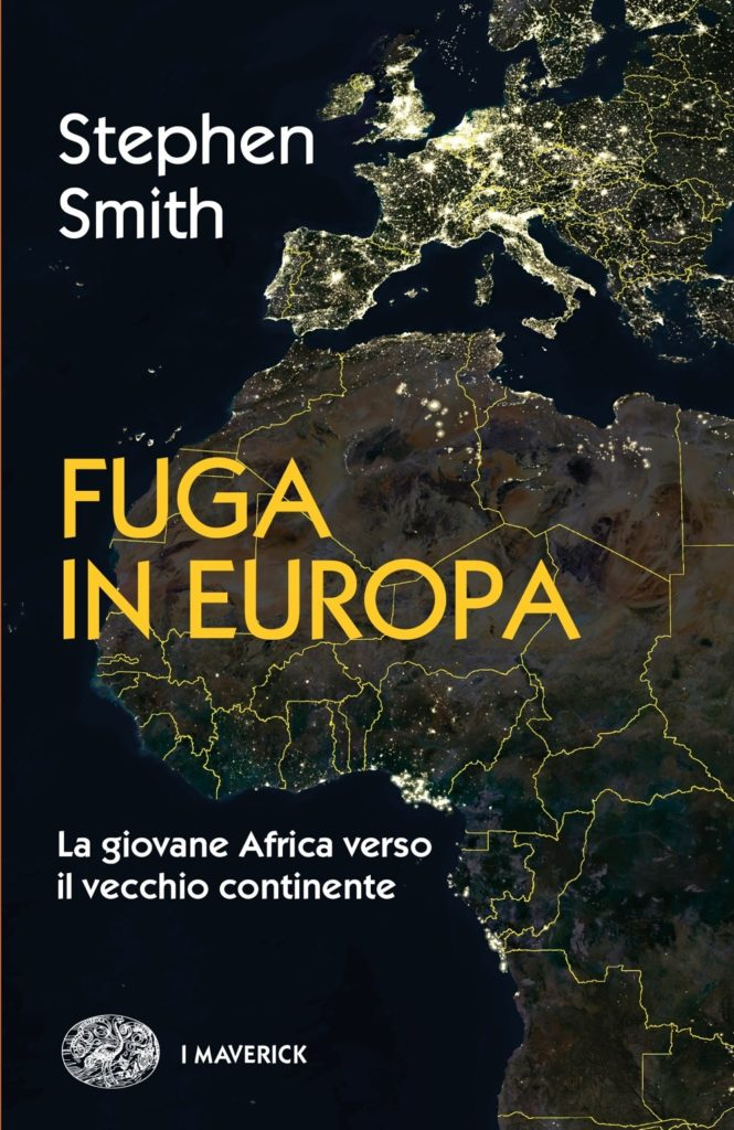 Fuga in Europa Stephen Smith