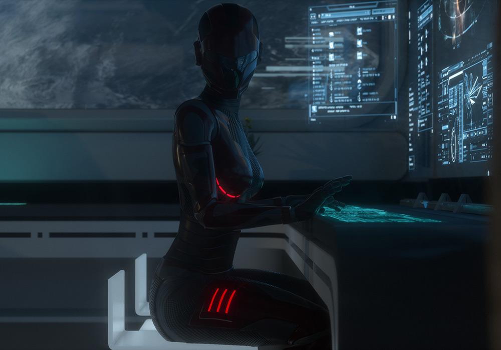 futuro cyborg