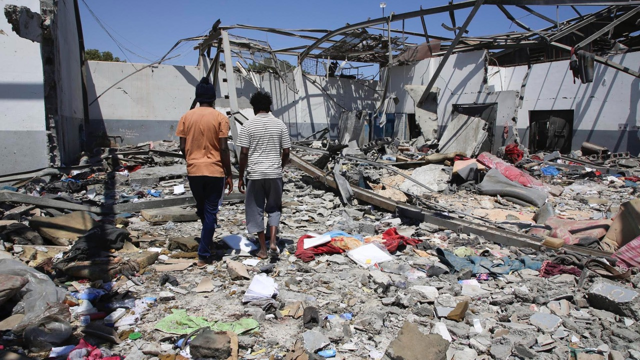 ONG e migrazioni in Libia
