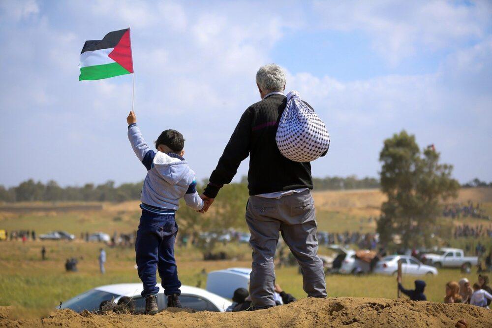 Palestina Gerusalemme