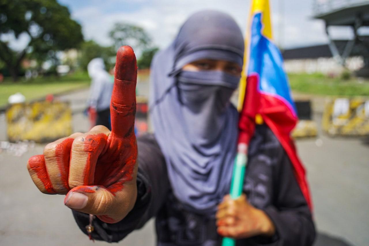 sciopero Colombia resistenze comunità indigene