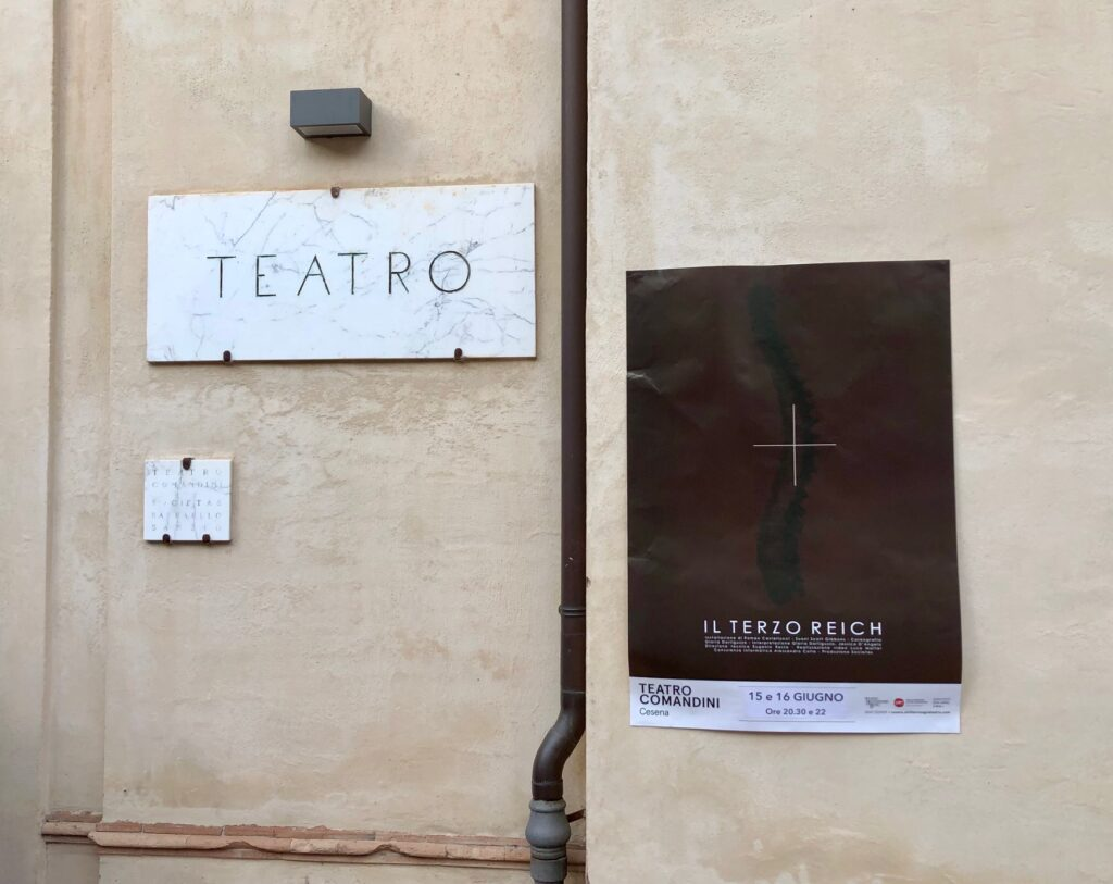Teatro Comandini Cesena
